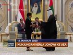 Kunjungan Kerja Jokowi Ke UEA hingga Iran Akui Tembak Pesawat