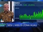 Samuel AM: IHSG Diproyeksi Tumbuh Positif di 2020