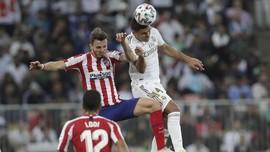 Madrid vs Atletico Berlanjut ke Perpanjangan Waktu