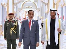 Jokowi Minta Pangeran UEA Jadi Penasihat Proyek Ibu Kota Baru