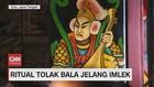 VIDEO: Ritual Tolak Bala Jelang Imlek