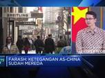 Analis: Deal Dagang di Depan Mata, Investor Mulai Masuk Pasar