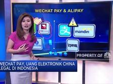Wechat Pay: Uang Elektronik China, Legal di Indonesia
