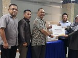 BRMS Salurkan Bantuan untuk Korban Banjir Jabodetabek