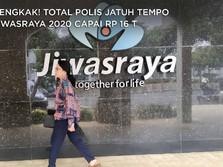 Bengkak! Total Polis Jatuh Tempo Jiwasraya 2020 Capai Rp 16 T