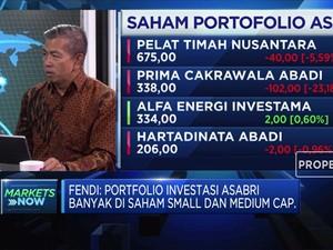 Begini Analis Melihat Portofolio Investasi Asabri