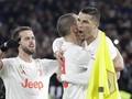 Ronaldo Antar Juventus ke Puncak Klasemen Liga italia