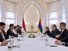 Di Depan Presiden Armenia, Jokowi Pamer Punya Banyak Unicorn
