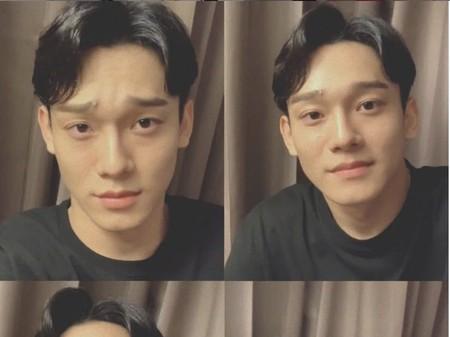 Chen Exo Bakal Nikahi Pacarnya Penggemar Ucapkan Selamat