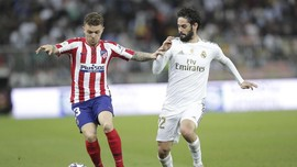 Drama Adu Penalti, Real Madrid Juara Piala Super Spanyol