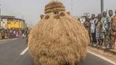 Tidak ada konotasi negatif sama sekali tentang Voodoo di Benin. Bagi penduduk lokal, Voodoo lebih dari sekadar kepercayaan. (Yanick Folly/AFP)