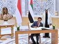 Indonesia-Uni Emirat Arab Tandatangani 16 Kesepakatan