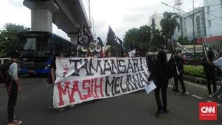 Pedemo Tuntut BPN Akui Tamansari Bandung Tanah Negara Bebas