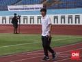 Jokowi Senang Shin Tae Yong Latih Timnas Indonesia