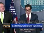 Serang Pangkalan Militer AS, Iran Diganjar Sanksi Baru