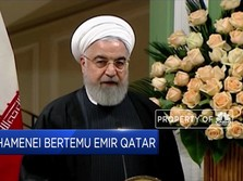 Sempat Memburuk, Iran dan Qatar Perkuat Kerja Sama