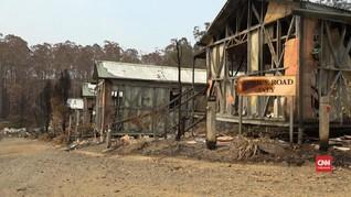 VIDEO: Kebakaran Hutan Usik Pariwisata Australia