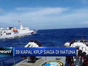 RI Siapkan 39 Kapal Jaga di Natuna, Jepang Beri Bantuan