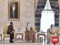 Jokowi Minta Pangeran MBZ Jadi Dewan Pengarah Ibu Kota Baru