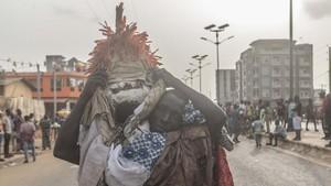 FOTO: Merayakan Voodoo Sebagai Jalan Hidup