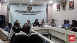 Kementerian ATR/BPN Sebut Status Tamansari Belum Tercatat