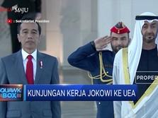 Agenda Jokowi