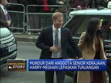 Sah! Harry-Meghan Dapat Restu Ratu Keluar Kerajaan