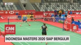 VIDEO: Indonesia Masters 2020 Siap Bergulir