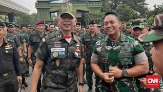 Panglima AD Thailand Kunjungi Aceh, Belajar Tangani Konflik