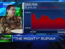The Mighty Rupiah, Ini Faktor Pendorong Penguatan Rupiah