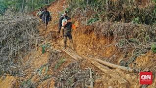 CT Arsa Foundation Bantu Korban Longsor di Daerah Terisolasi