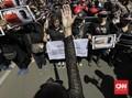 FOTO : Demo Bang Japar dan Jakarta Bergerak di Balai Kota
