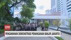 VIDEO: Ratusan Personel Dikerahkan Amankan Demo Balai Kota