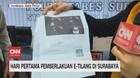 VIDEO: Hari Pertama Pemberlakuan e-Tilang di Surabaya
