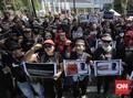 Demo Anies di Balkot, Jakarta Bergerak Disekat Bang Japar