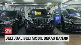 VIDEO: Tips Memilih Mobil Bekas Pascabanjir