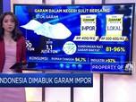 Indonesia Dimabuk Garam Impor