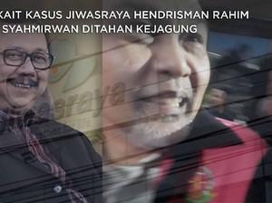 Eks Dirut Jiwasraya Hendrisman Rahim Ditahan