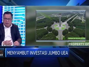 Investasi Jumbo UEA di DKI Baru, Ini Kata Stafsus Presiden