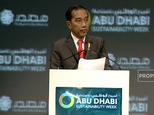 Wow! Jokowi Pamer Bhineka Tunggal Ika Plaza & Pancasila Lake