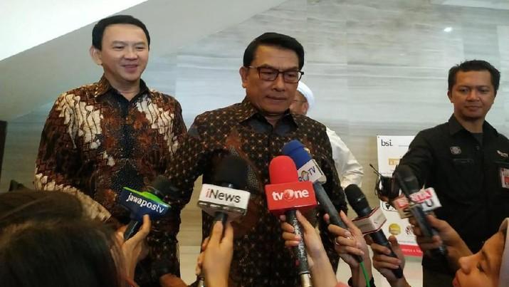 Habis Ketemu Ahok, Moeldoko Mau 'Gigit' Mafia Migas di RI