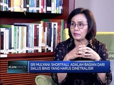 Strategi Sri Mulyani Hadapi Shortfall Pajak 2020