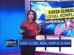 Bursa Global Kebal Konflik AS-Iran