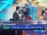 Uji Januari Effect, Analis Optimis IHSG Masih Akan Bullish