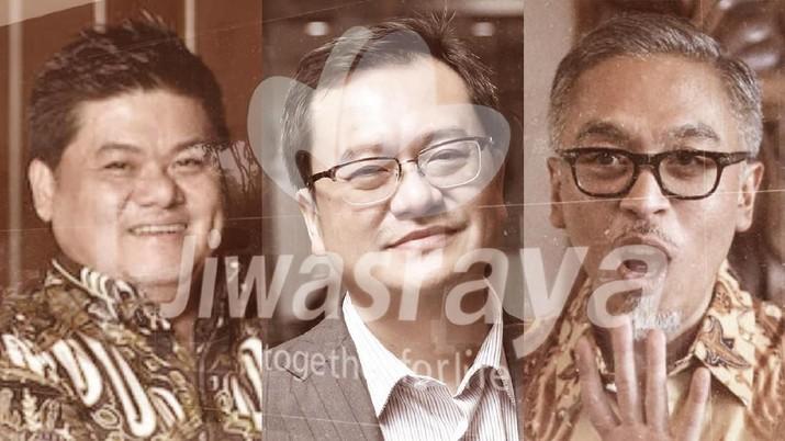 Cover: Tersangka Jiwasraya