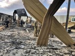 Ditembak Katyusha, 50 Tentara AS Cedera Otak?