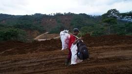 Nestapa Warga Sukajaya: Baru Direlokasi, Diterjang Longsor