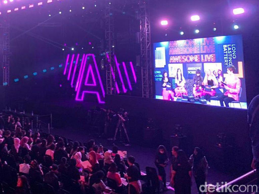 Keseruan Fanmeeting BLACKPINK di Jakarta