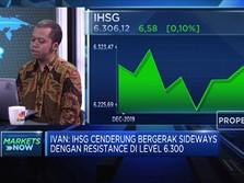 Jelang Deal Dagang AS-China, IHSG Aman di Zona Hijau