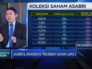 Analisis Racikan Investasi Pilihan Asabri & Jiwasraya